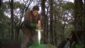 Pulling Excalibur