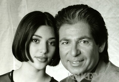 Robert Kardashian - a very successful attorney.
