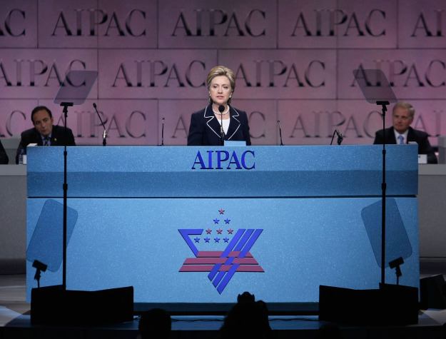 Hillary-Clinton-AIPAC