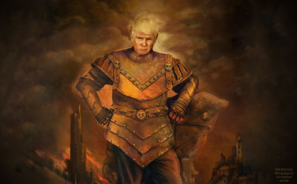 Trump the Carpathian